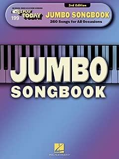 Jumbo Songbook: E-Z Play Today #199