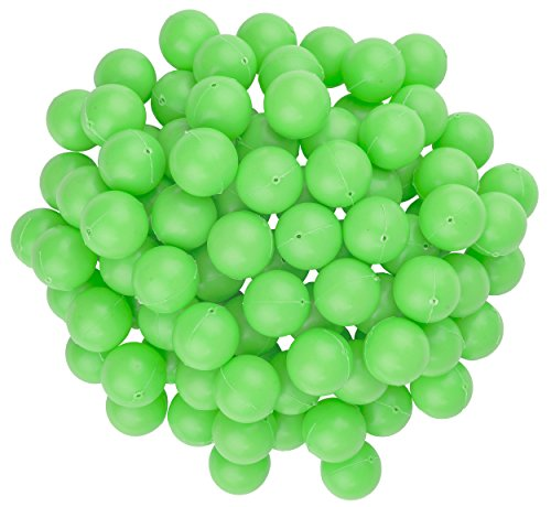 Sale!! Fairly Odd Novelties 3/4 Mini Ping Pong/Table Tennis/Beer Pong Round Balls (100 Pack), 19mm,...