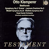 Klemperer Conducts by Beethoven