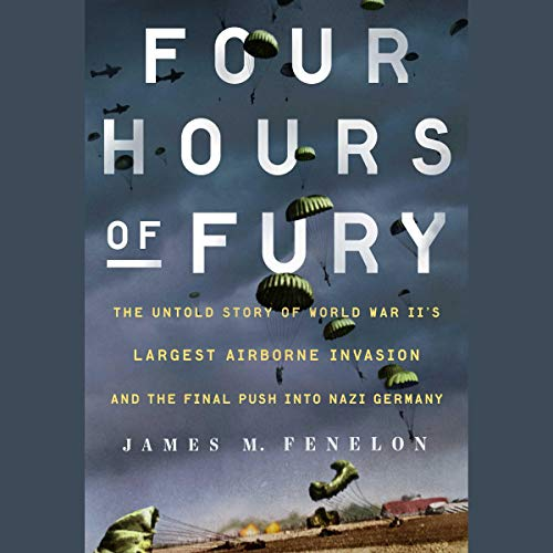 Couverture de Four Hours of Fury
