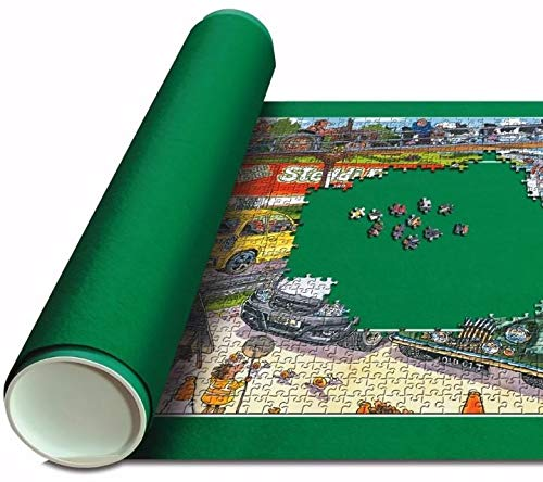 Promohobby Puzzle Roll 5000 Piezas. Tapete Universal para Transportar Guardar Puzzles.