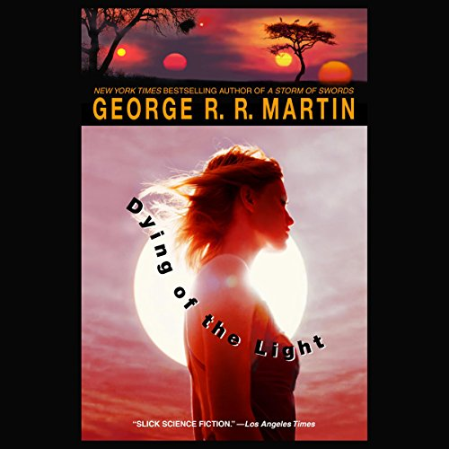 Dying of the Light audiobook cover art