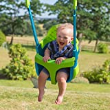 TP Quadpod Adjustable 4-in-1 Swing Seat - 6 Months to 8 Years