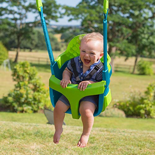 TP Quadpod Adjustable 4-in-1 Swing Seat...