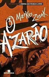 capa de O Azarão, Markus Zusak