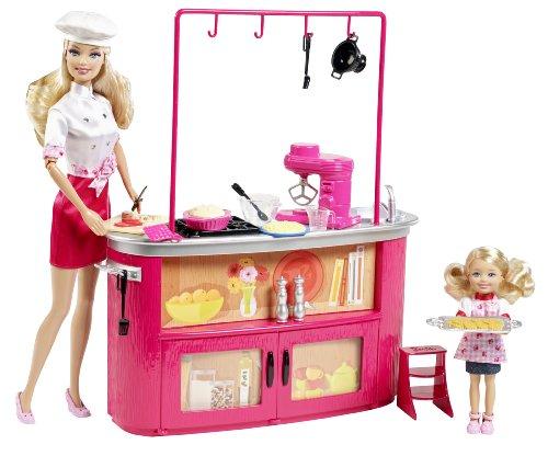 Barbie W2761 I Can be - Muñeca Profesora de Cocina
