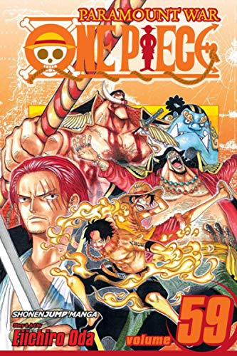 """Composition Notebook: One Piece Vol. 59 Anime Journal-Notebook, College Ruled 6"""" x 9"""" inches, 120 Pages"""