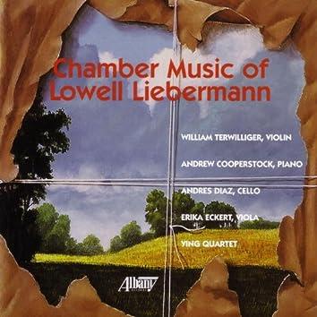 Chamber Music of Lowell Liebermann