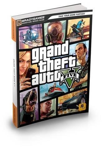 Grand Theft Auto V - Signature Series Guide (Bradygames Signature Series)