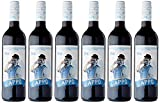 Cappo Shiraz. Vino Tinto - 6 Botellas x 750 ml - Total: 4500 ml