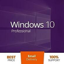 Windows 10 Pro   1PC - Descarga de clave de licencia y sistema operativo   De por vida   Entrega en 24 horas