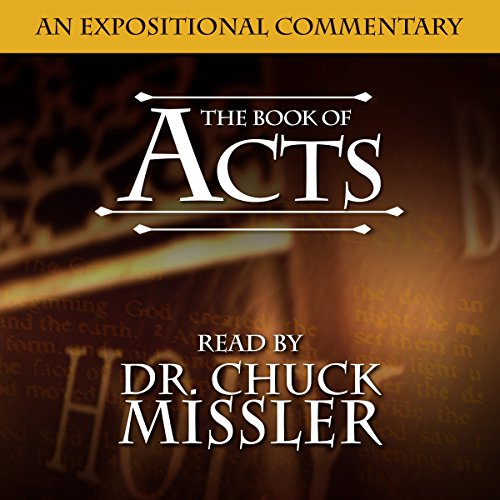 The Book of Acts: A Commentary audiobook cover art
