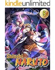 The Evil's Sealed Inside A Person Spirit: Shinobi Naruto Manga Pack 5 (English Edition)