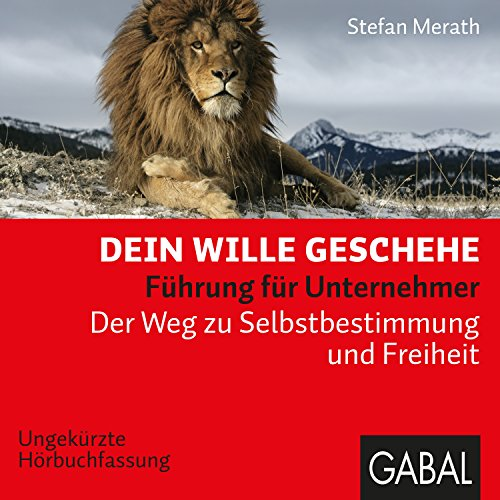 Dein Wille geschehe audiobook cover art