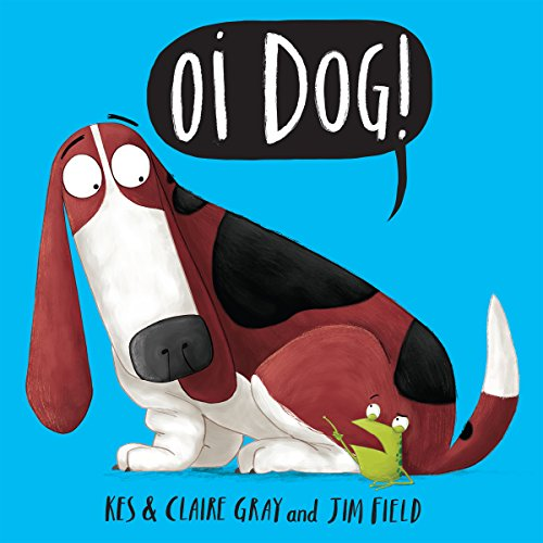 Oi Dog! audiobook cover art