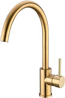 triple lever kitchen taps