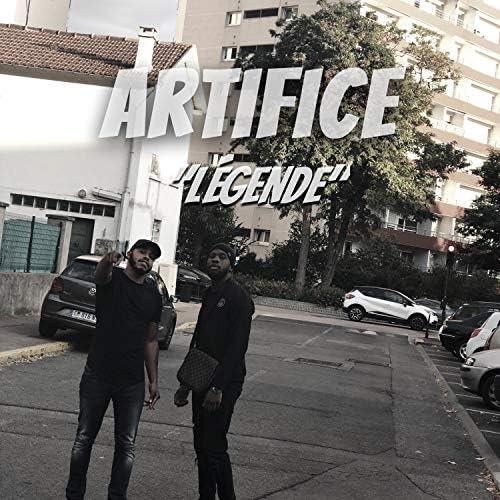 Rickos & Balas Present Artifice