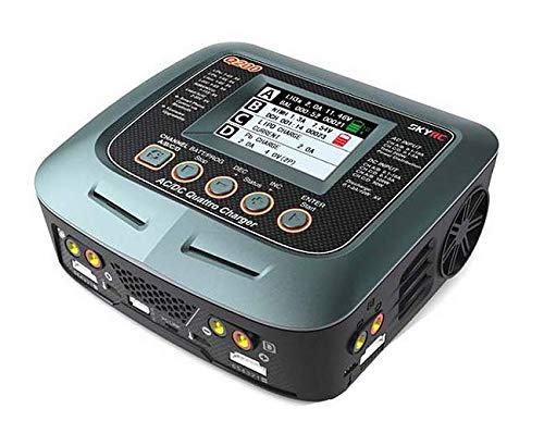 SkyRc Q200 Quattro AC/DC 2 x 100 W + 2 x 50 W Bluetooth