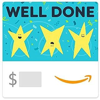 Amazon eGift Card - Well Done (Star Cartwheel) (B09BQSN56N) | Amazon price tracker / tracking, Amazon price history charts, Amazon price watches, Amazon price drop alerts