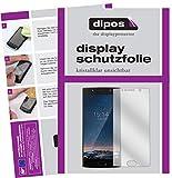 dipos I 2X Schutzfolie klar kompatibel mit Doogee BL7000 Folie Bildschirmschutzfolie