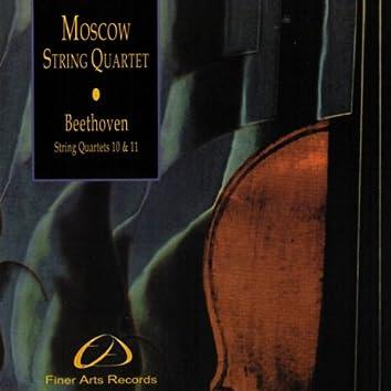 Beethoven String Quartets 10 & 11