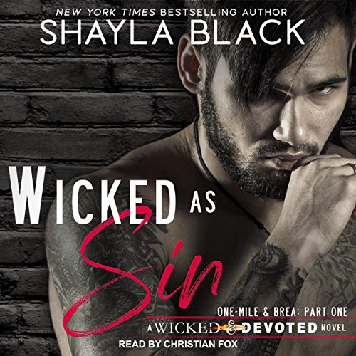 Wicked as Sin audiobook cover art