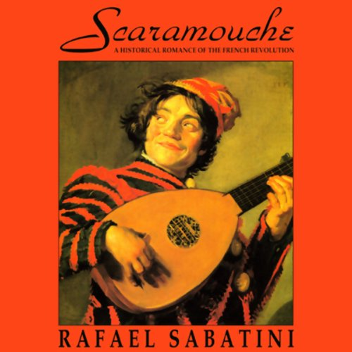 Scaramouche cover art