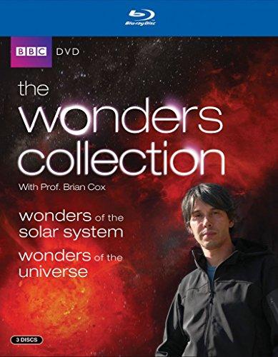 Wonders of The Universe/Solar System Box Set [Blu-ray] [UK Import]