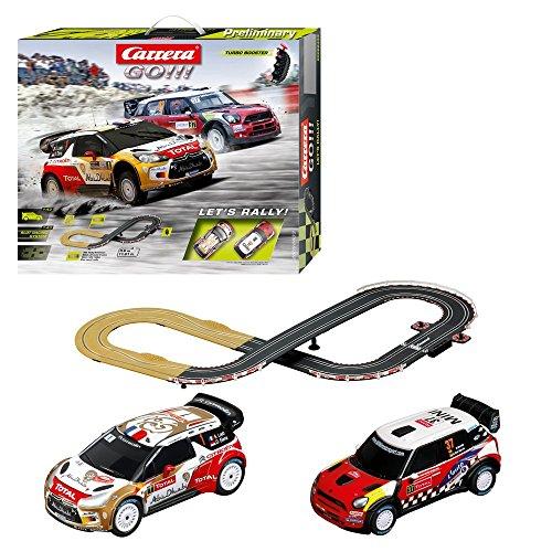 Carrera 4007486624337 20062433 Go Let's Rally