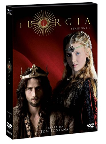 I Borgia - Stagione 03 (4 Dvd)