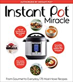instant pot cookbook instant pot miracle