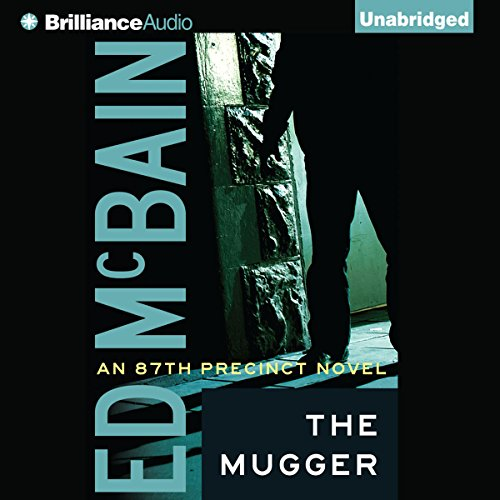 The Mugger audiobook cover art