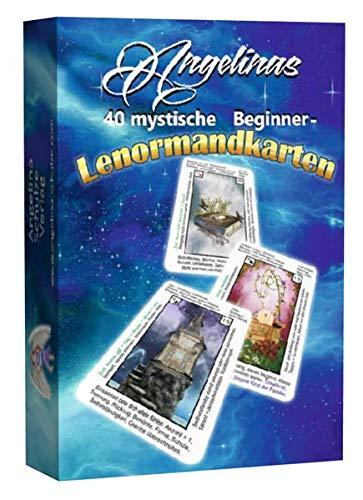 Angelinas 40 mystische Beginner - Lenormandkarten + 9 Tauschkarten
