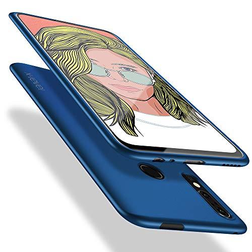 X-level Cover Huawei P Smart Z, [Guardian Series] Ultra Sottile e Morbido TPU Protettiva Custodia Silicone Rubber Protezione Cover per Huawei P Smart Z, Blu