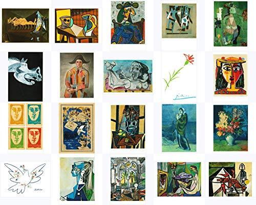 Kunstkarten-Set Pablo Picasso