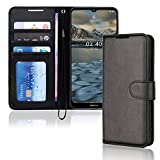TECHGEAR Case Fits Nokia 2.4 Leather Wallet Case, Flip