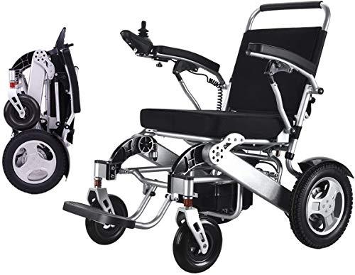 Elektro-Rollstuhl Elektro-Rollstuhl Folding Leichte 50 lbs mit Batterien Heavy Duty Unterstützt 360 lbs...