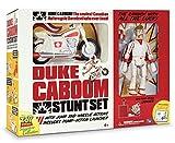 MTW Toys 64441  Figura de accin para Disney Pixar Toy Story 4, Stuntman Duke Caboom con Moto