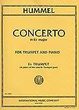HUMMEL - Concierto en Mib Mayor para Trompeta en Mib y Piano (Fussl/Voisin)