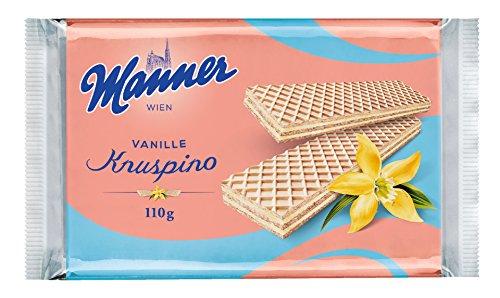 Manner Knuspino Vanille, 110 g