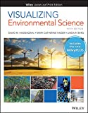 Visualizing Environmental Science, 5e WileyPLUS Card with Loose-Leaf Set