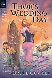 Thor's Wedding Day is a funny book for 3rd grade