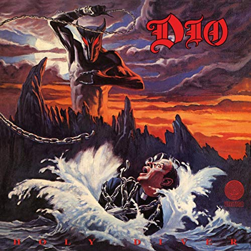 Holy Diver - Remastered 2020 (LP) [Vinilo]