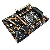 Cuasting Placa base X99 DDR3 LGA2011-3 M.2 compatible con USB 3.0 SATA3.0 para Xeon V3 e I7 Series