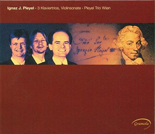 Pleyel: 3 Piano Trios, Violin Sonata (2009-09-01)
