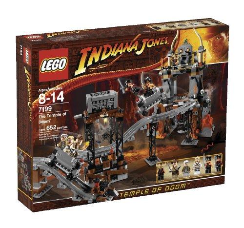 LEGO Indiana Jones 7199 - Der Tempel des Todes