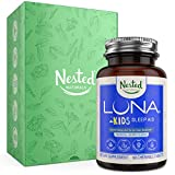 Luna Kids | #1 Sleep Aid Tablets for Children & Sensitive Adults | Naturally Sourced Ingredients | Chewable Pills | Gentle Herbal Supplement with Chamomile, Melatonin, Valerian & Lemon Balm