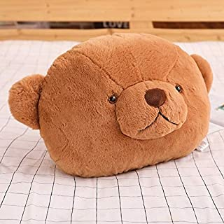 VKISI 40Cm Cute Teddy Bear Soft Plush Pillow Cushion Stuffed Animals Doll Kids Bolster Toys Girl Birthday Gift for Children Must Have Items Gift Tags Girl S Favourite Superhero UNbox Switch
