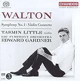 Walton: Sinfonie 1 / Violinkonzert