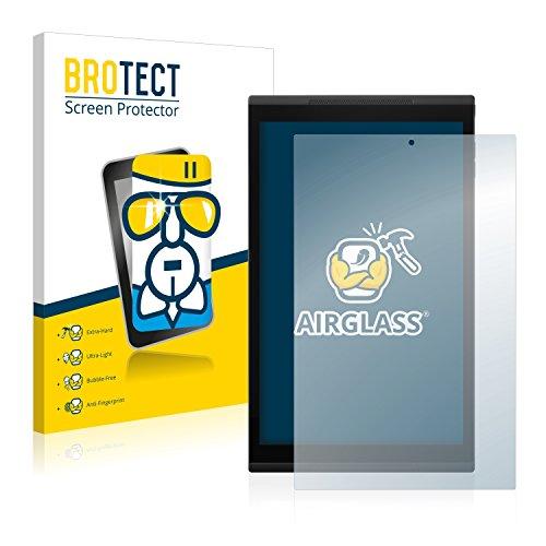 BROTECT Panzerglas Schutzfolie kompatibel mit Medion Lifetab X10301 (MD 60348) - AirGlass, 9H Festigkeit, Anti-Fingerprint, HD-Clear